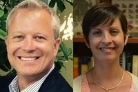 Commencement Speakers: Shane Skinner '92 and Dr. Bridgette Hagerty