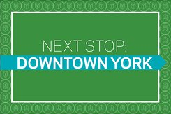 Next Stop: Downtown York