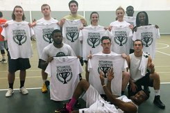 Intramural sports at York College