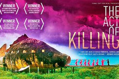 The Act of Killing Film Series promotion