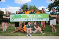 Orientation New Students 2015 at York College