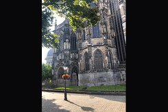 A photo taken while Stephanie Savage was traveling in Germany.