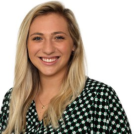 Lauren Parinni, admissions counselor headshot