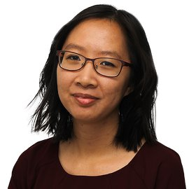 Eleanor Leung, Assistant Professor, Electrical and Computer Engineering