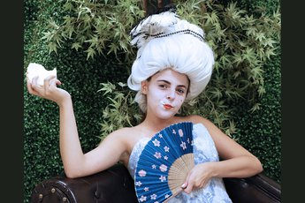Marie Antoinette, presented by the Division of Theatre