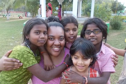 Service-Learning in India