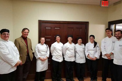 York College Hospitality Management different from Culinary School