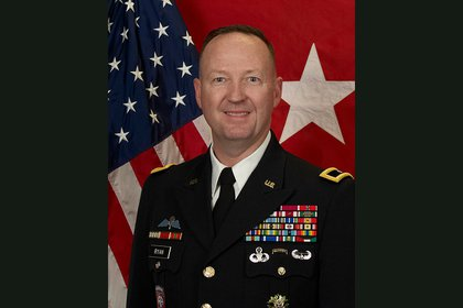 Maj. General Kurt Ryan will deliver lecture during 50th anniversary celebration.