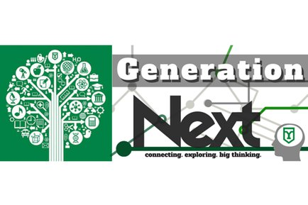 Generation Next curriculum logo at York College