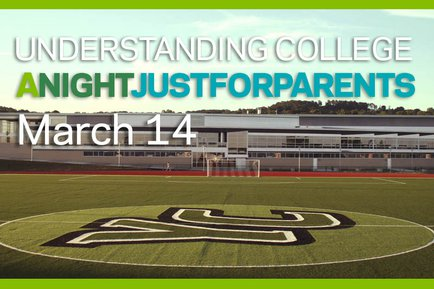 YCP Understanding College: A Night Just for Parents March 14, 2019