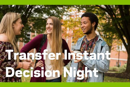 Transfer Instant Decision Night
