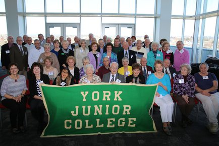 Group Photo of YJC Alumni