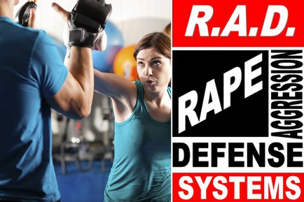 RAD Training Image - Women Self Defense