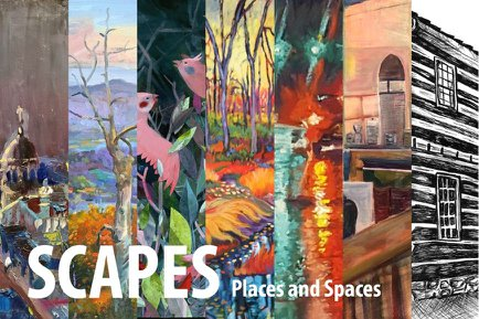 Header Image for Scapes Exhibition
