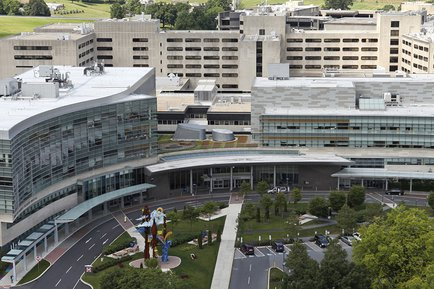 Penn State Hershey Medical Center, clinical site for York College