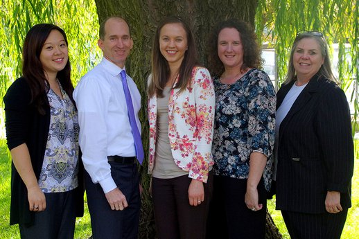 Counseling Services Team 2016
