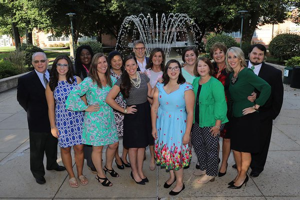 YCP Admissions Team counselors and staff