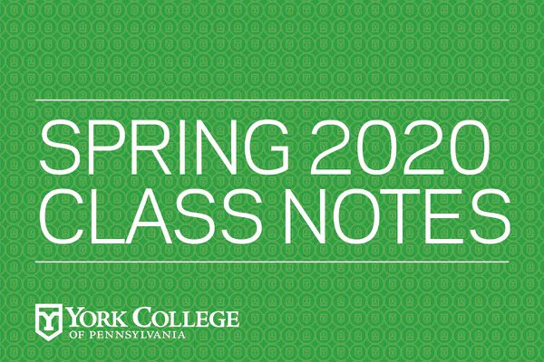 Class Notes text on green background