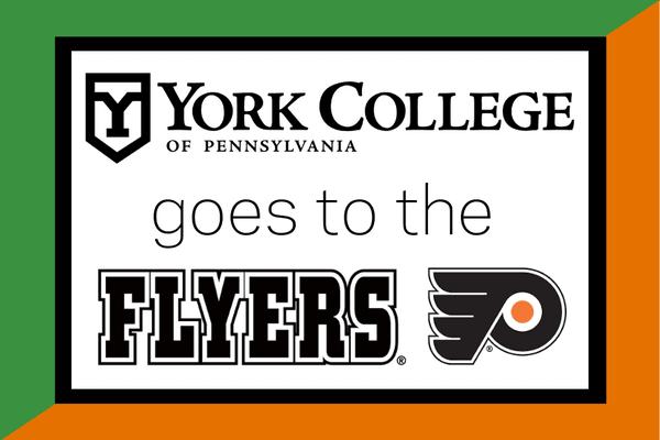 York College goes to the Flyers