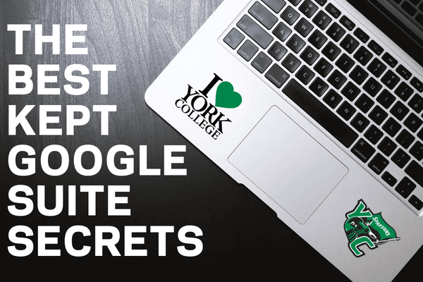 The Best Kept Google Suite Secrets