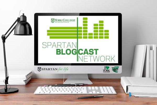 Spartan Blogcast Network graphic