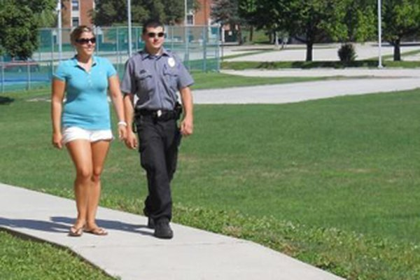 Anyone who feels uncomfortable walking to their vehicle or between facilities in the evening should contact Campus Safety at 717-815-1314 (ext. 1314 if calling from an on-campus phone) for a walking escort to their vehicle or on-campus residence. An emergency call box may also be used to reqeust an escort.