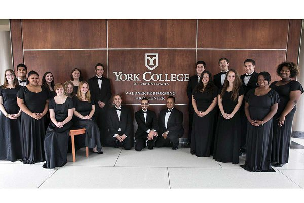 York College Chamber Singers audition-based choir