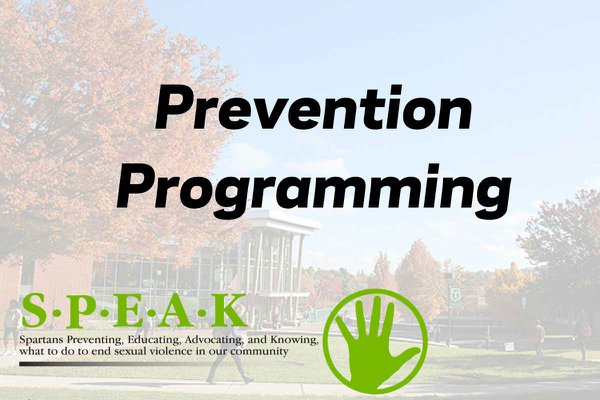 Prevention Programming